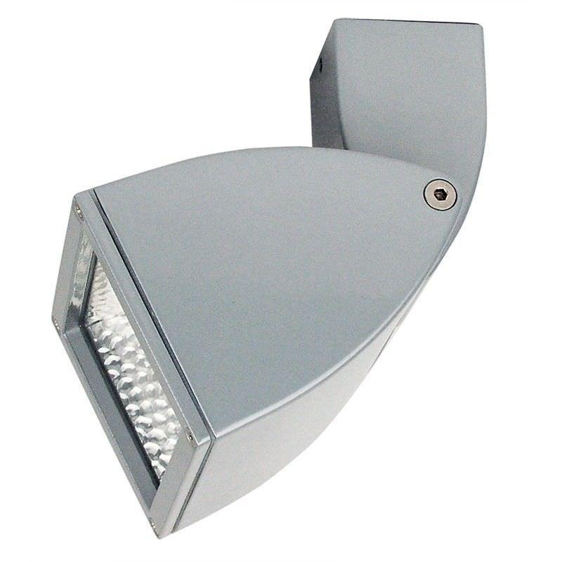 Viso 150W IP54 Exterior Silver Halogen Floodlight (Oriel Lighting)