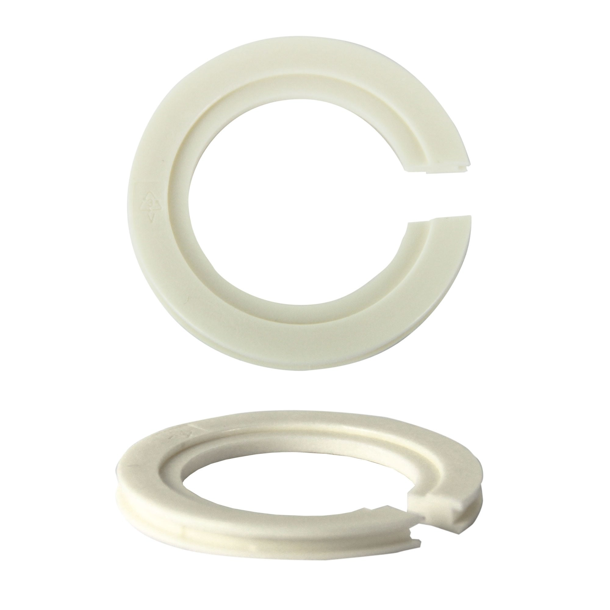 Oriel Lighting E27 to B22 Lampshade Adapter Ring