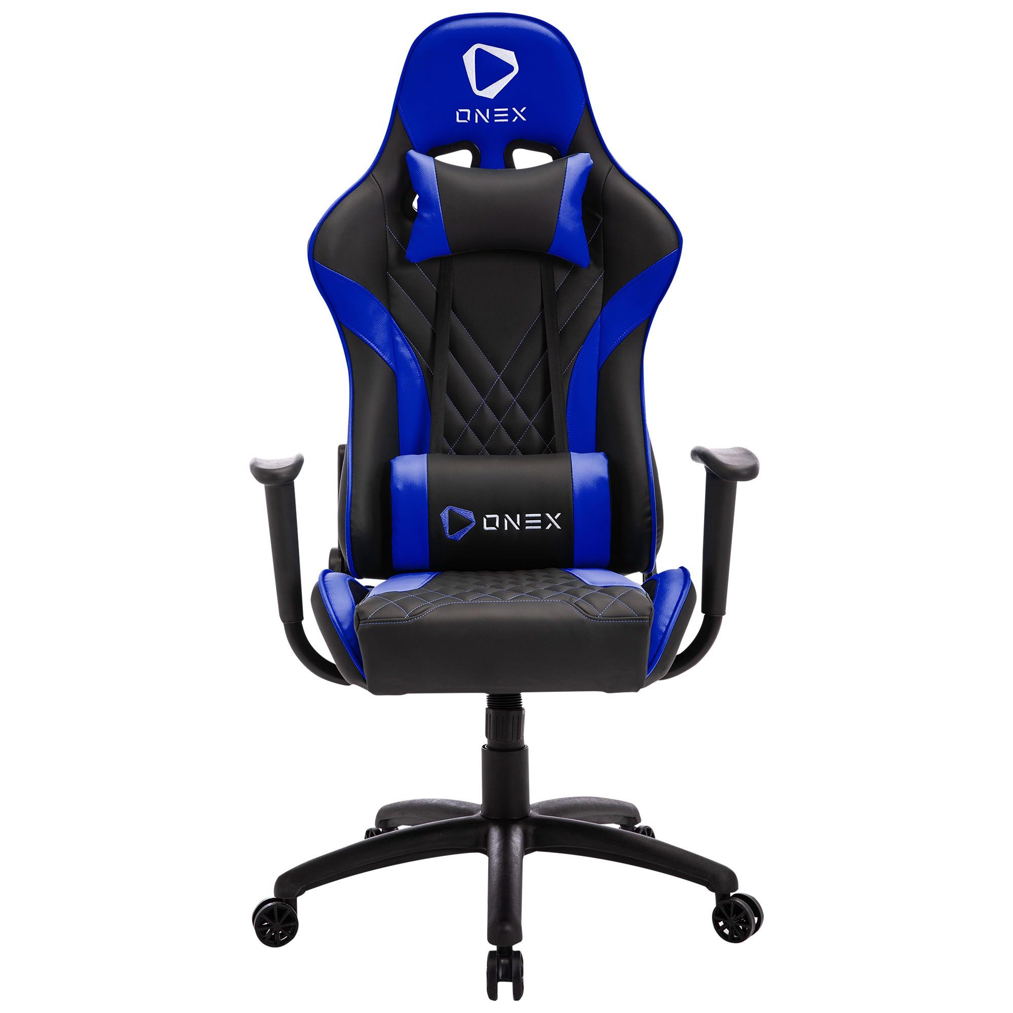 ONEX GX2 Gaming Chair, Black / Navy