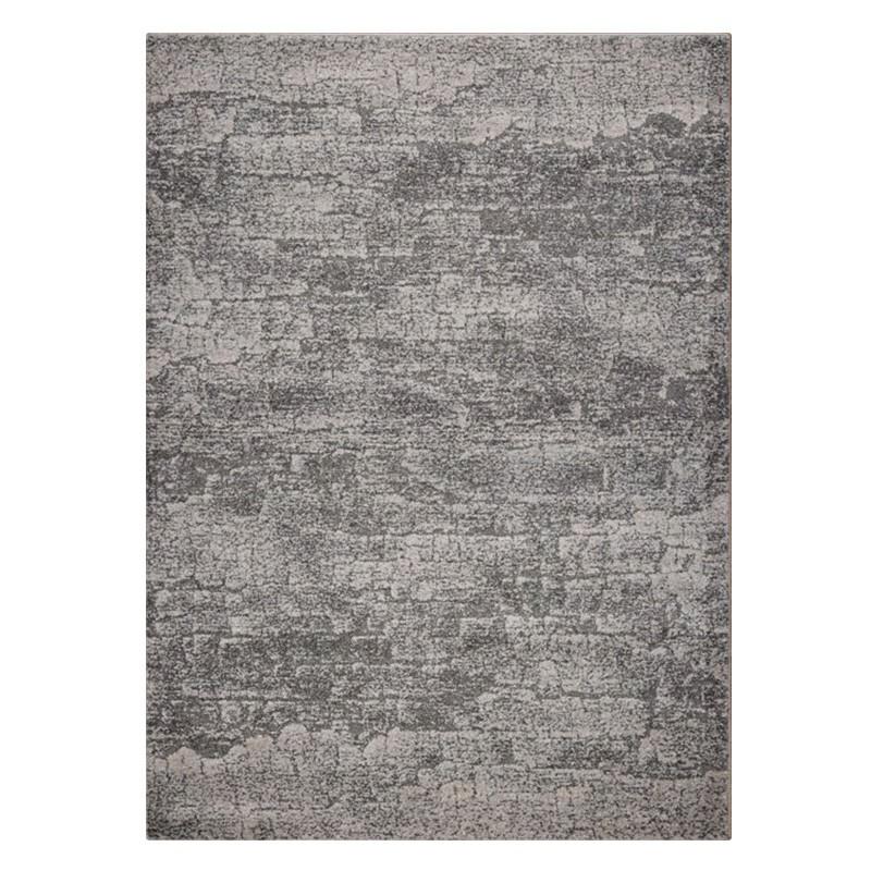 Lavish Keystone Modern Rug, 200x290cm, Granite