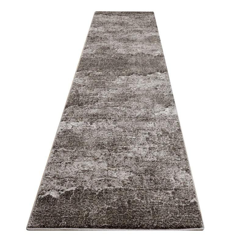 Lavish Keystone Modern Runner Rug, 80x300cm, Sand