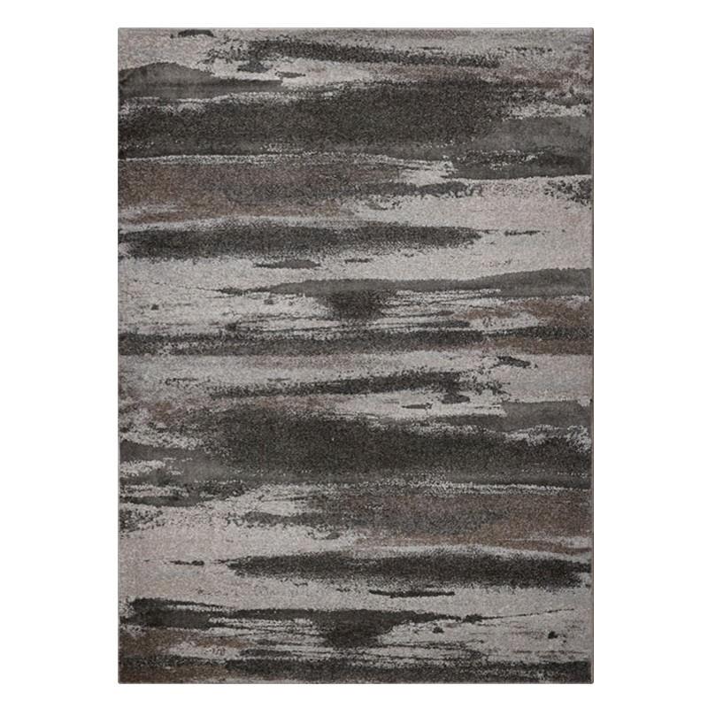 Lavish Norfolk Modern Rug, 160x230cm, Slate