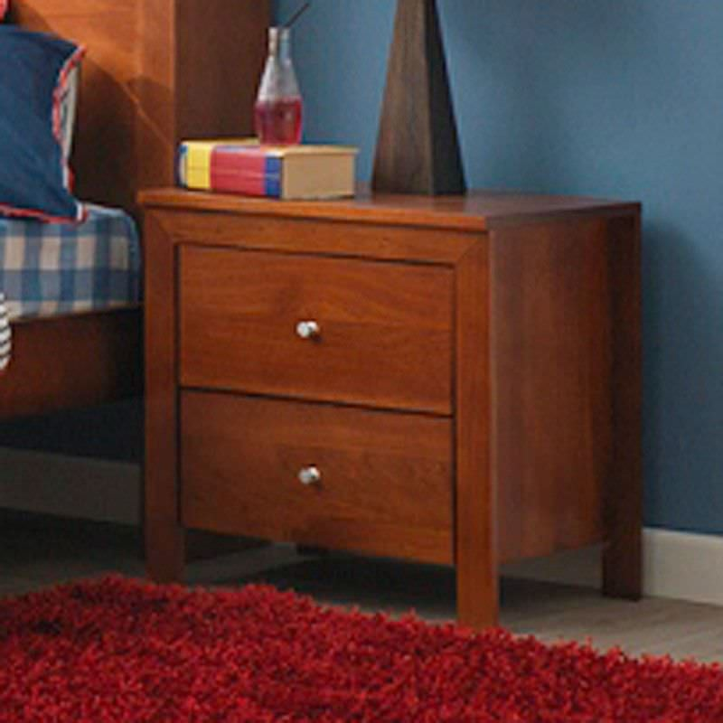 Tiarra Solid Pine Timber Bedside Table