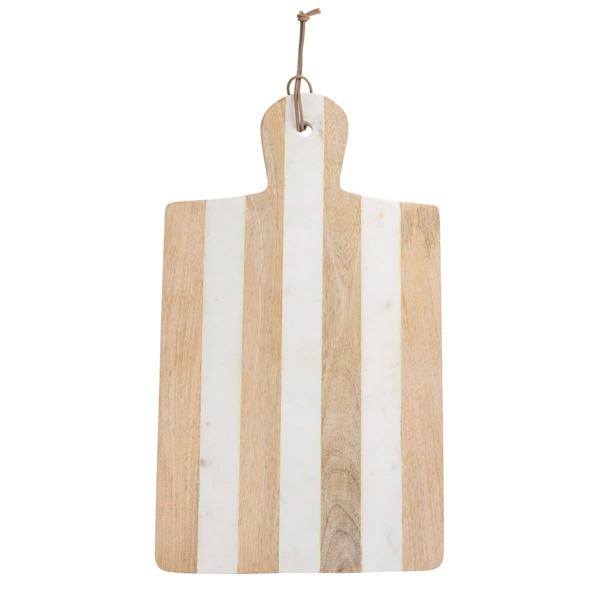 Moxon Marble & Timber Rectangular Serving Board
