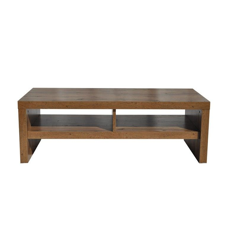 Valerie 120cm Coffee Table - Antique Oak