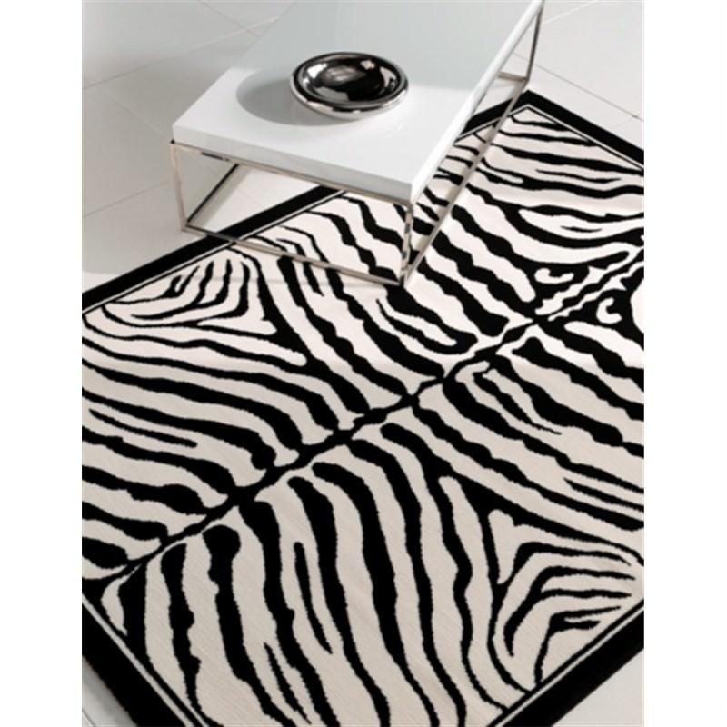 Zebra  Rug 160 X 225 cm