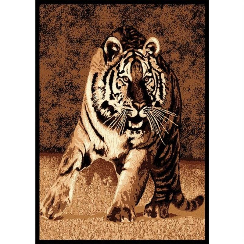 Bengal Tiger Rug 160 X 225 cm