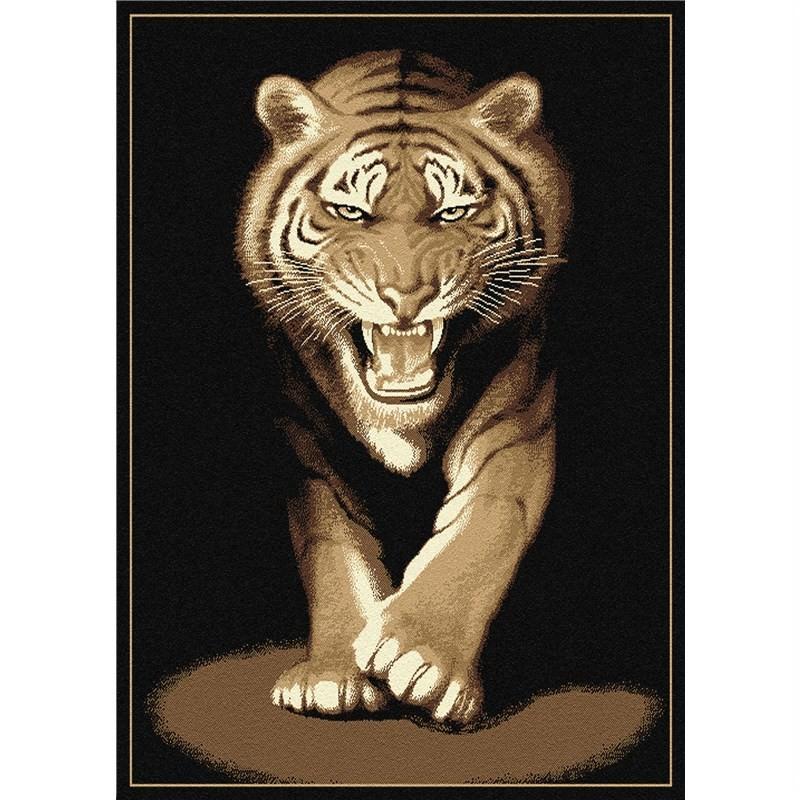 Roaring Tiger Rug 160 X 225 cm