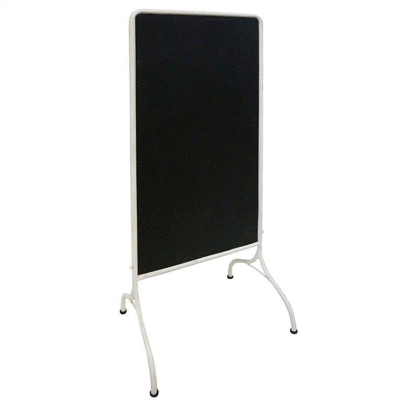 Ordale Metal Frame Menu Chalkboard