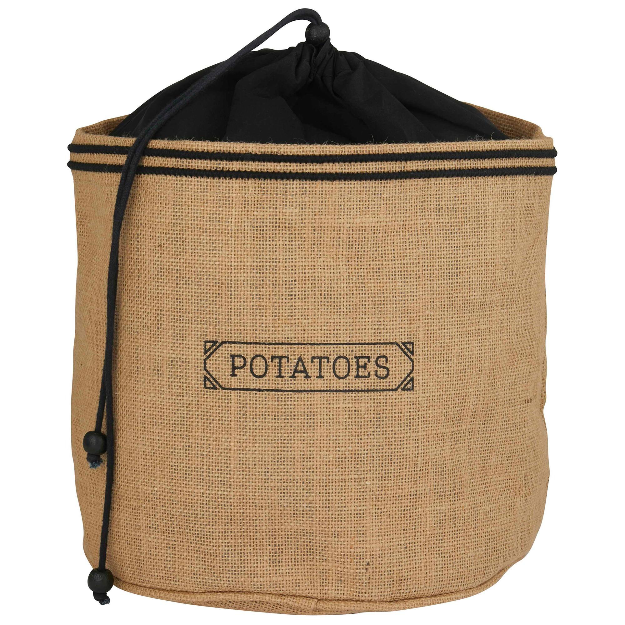 Davis & Waddell Jute Potato Sack