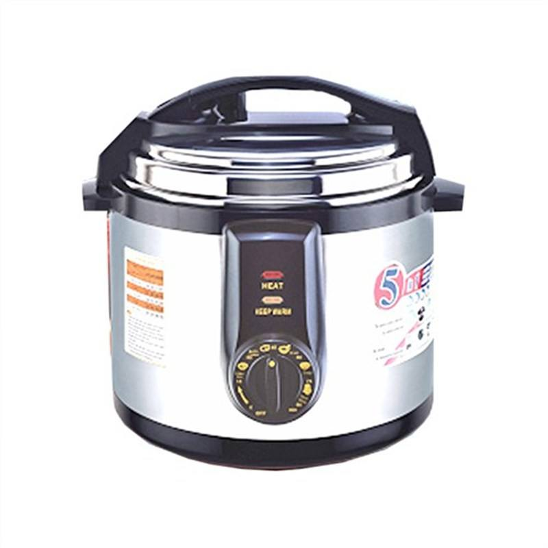 Digilex 6L 3 In 1 Electric High Pressure Cooker, Rice Cooker, Slow Cooker