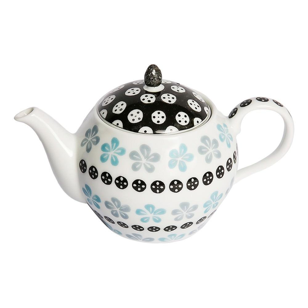 Hana Kokei Japanese Ceramic Teapot