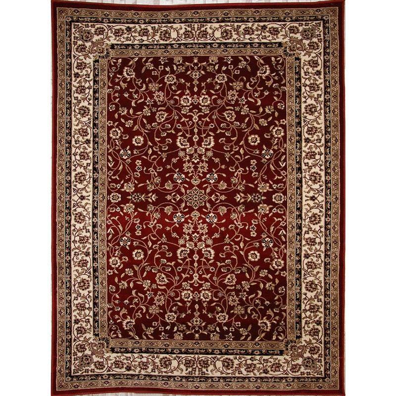 Titan Ayla 160x230cm Turkish Made Oriental Rug - Red