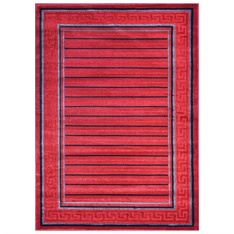 Blossom Enid 160x230cm Turkish Made Rug - Red