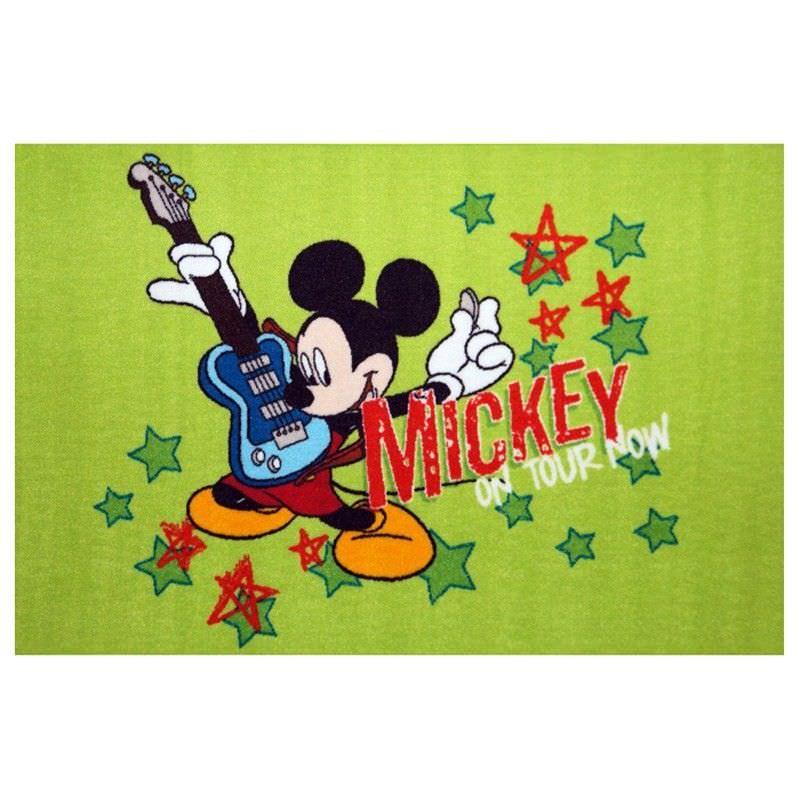 Mickey Guitar Egyptian Made 100x150cm Kids Rug