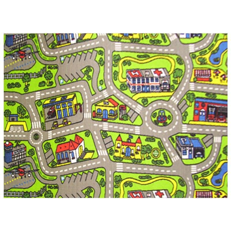City Road Egyptian Made 133x200cm Kids Rug