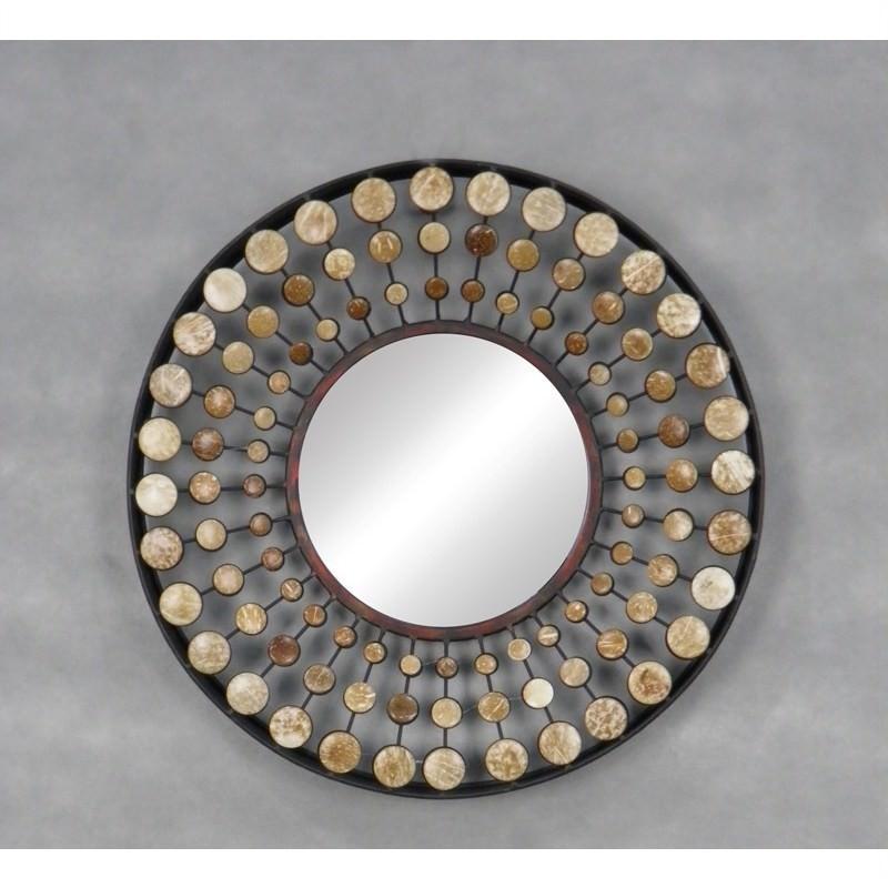 Round Wall Mirror 45X45cm