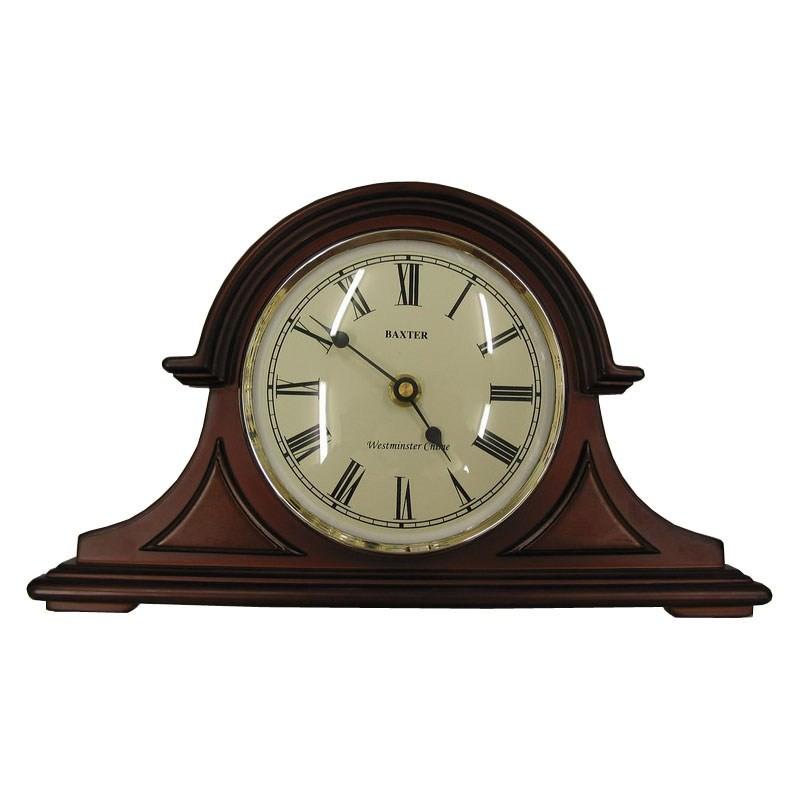 Wooden Mantle Clock - Westminster Chime - Medium
