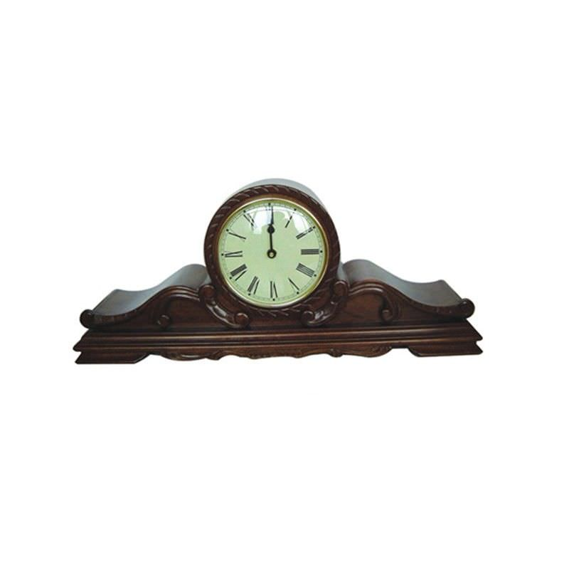 Wooden Mantle Clock - Mechainical Movement - Extra Large