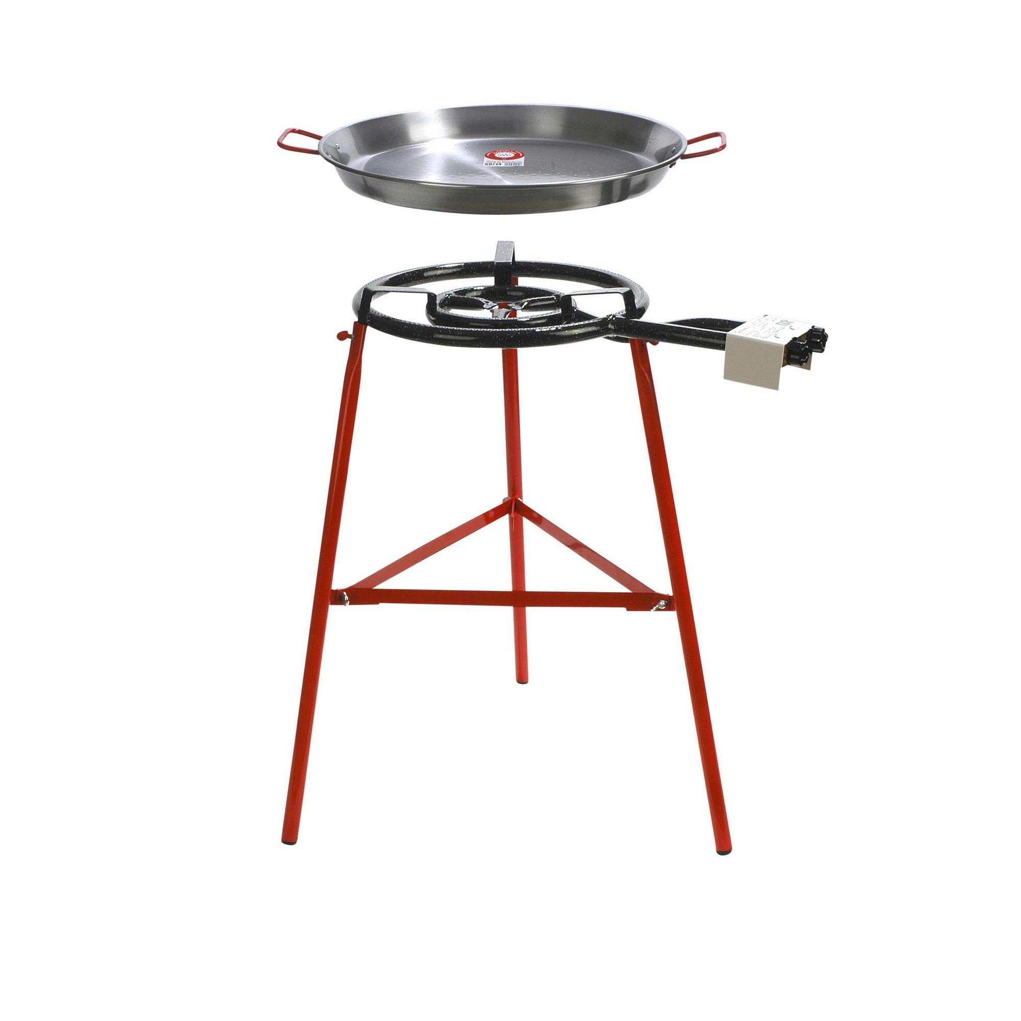 Garcima Tarbarca Paella Gas Burner Set
