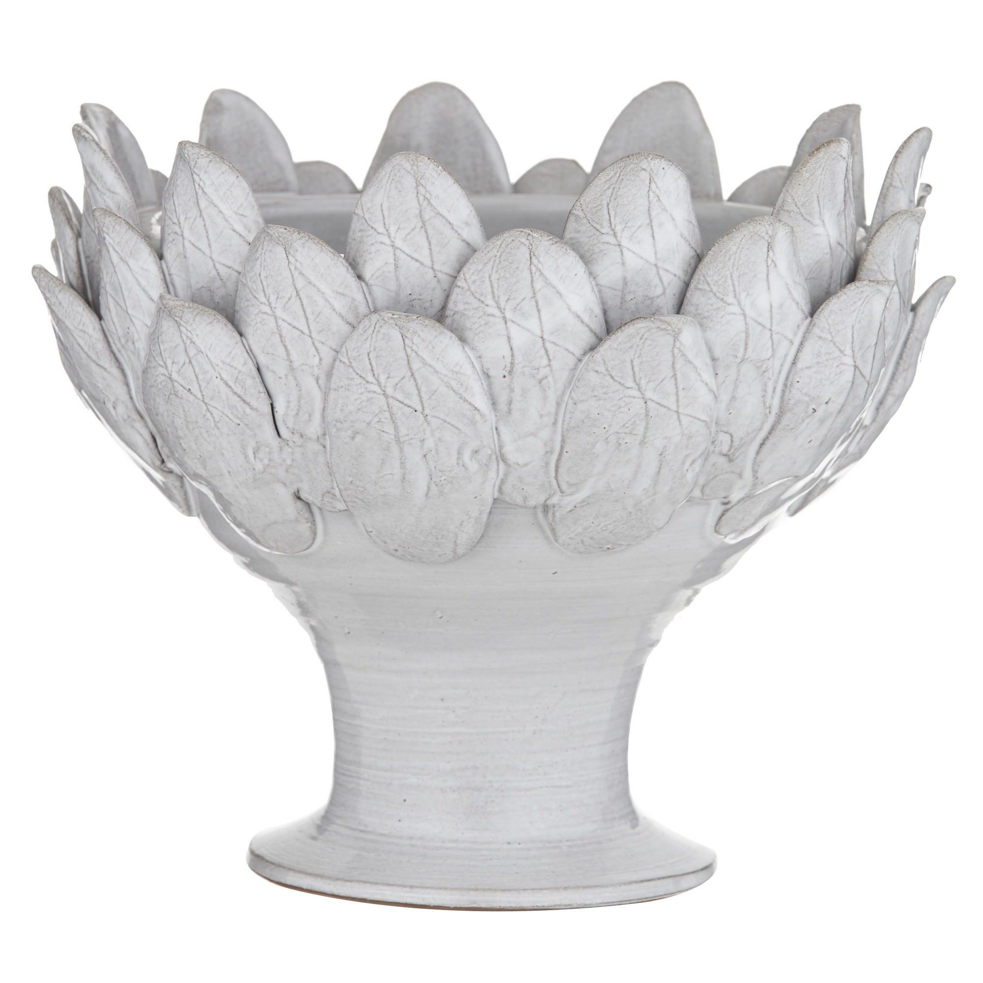 Lille Ceramic Artichoke Decor Bowl