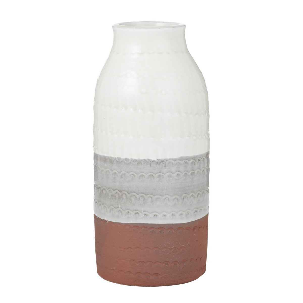 Zaire Terracotta Vase, Small