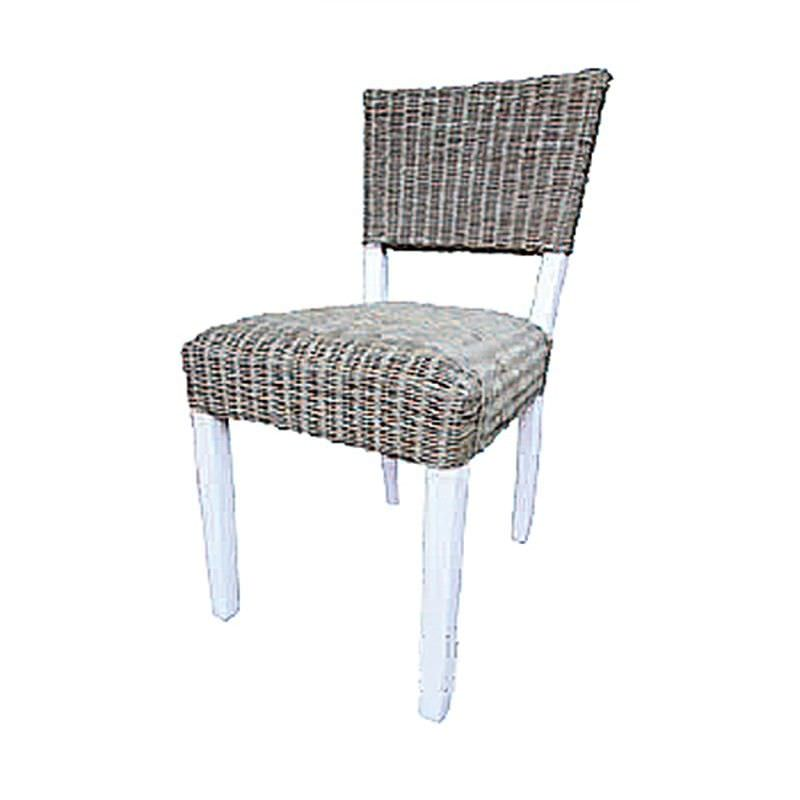 Cane Design Paragon Dining Chair in Grey