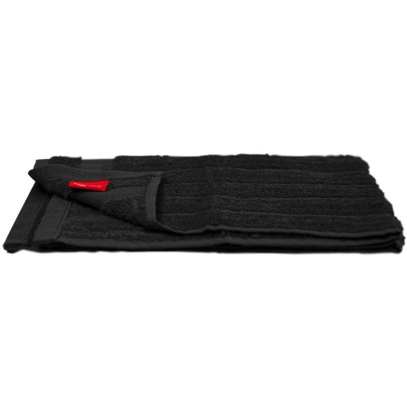 Esprit Home Splash Hand Towel in Black