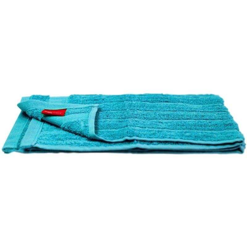 Esprit Home Splash Hand Towel in Aquatic Blue