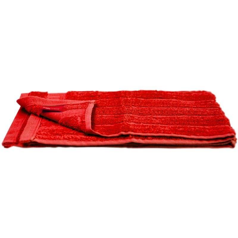 Esprit Home Splash Hand Towel   in Cherry