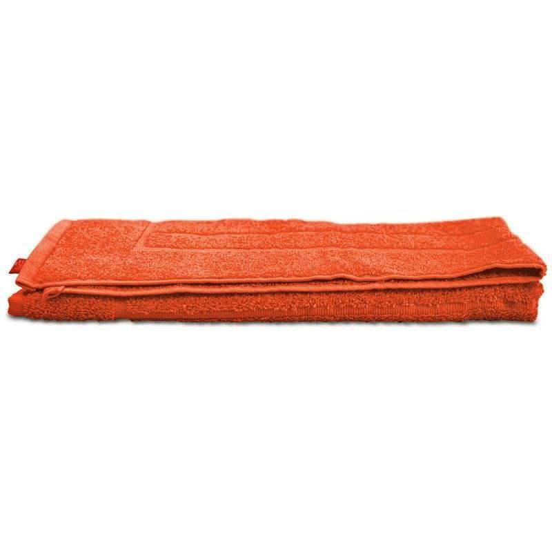 Esprit Home Splash Bath Mat in Tangerine