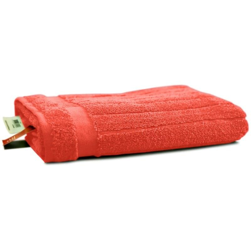 Esprit Home Splash Large Bath Towel in Tangerine
