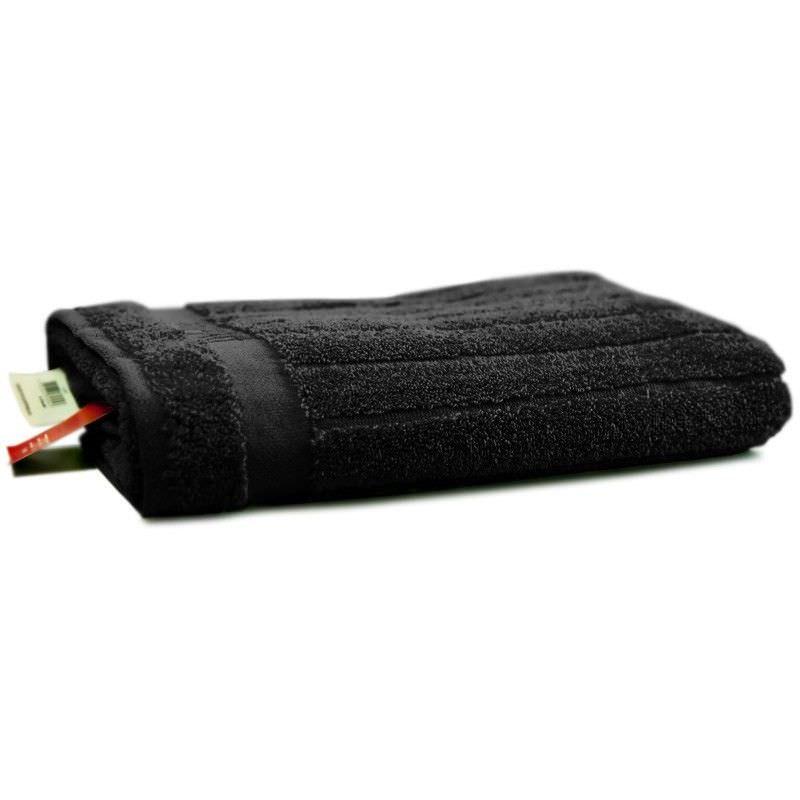 Esprit Home Splash Large Bath Towel in Black