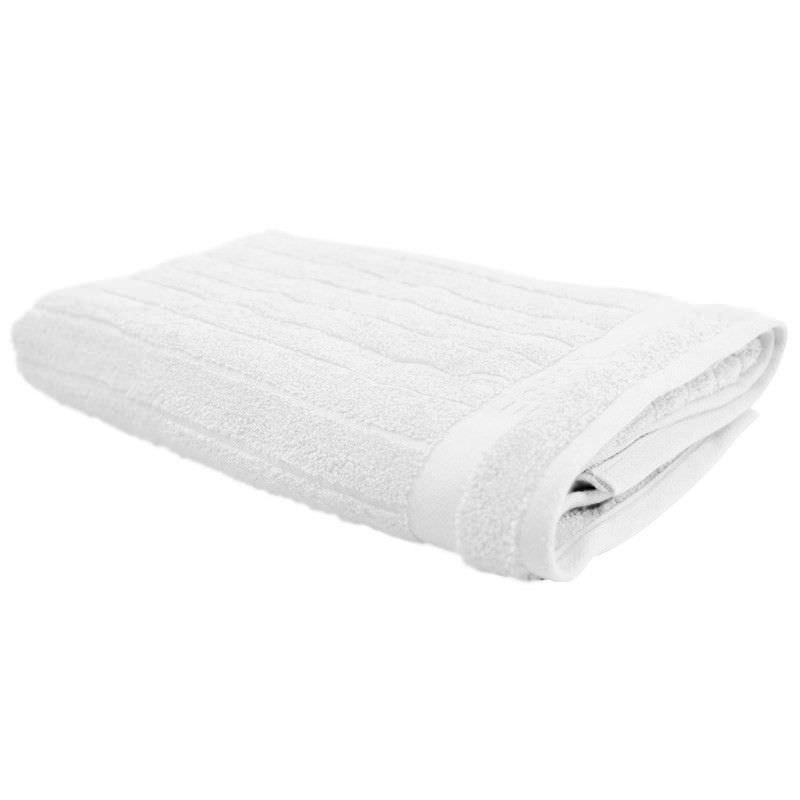 Esprit Home Splash Bath Sheet in White