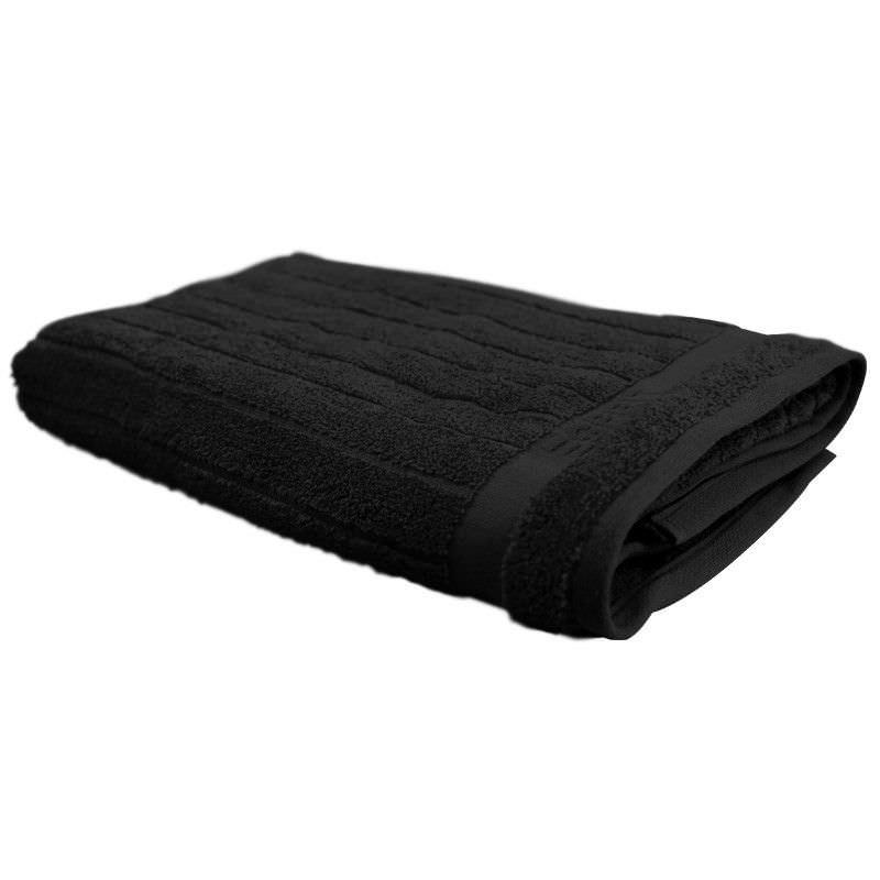 Esprit Home Splash Bath Sheet in Black