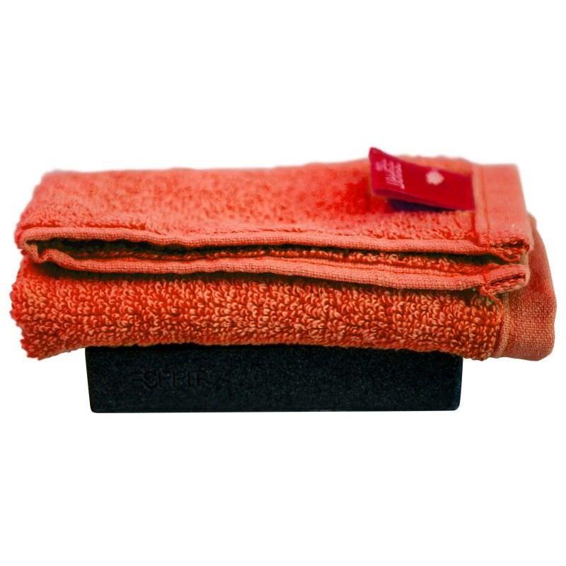 Esprit Home Splash Face Washer in Tangerine