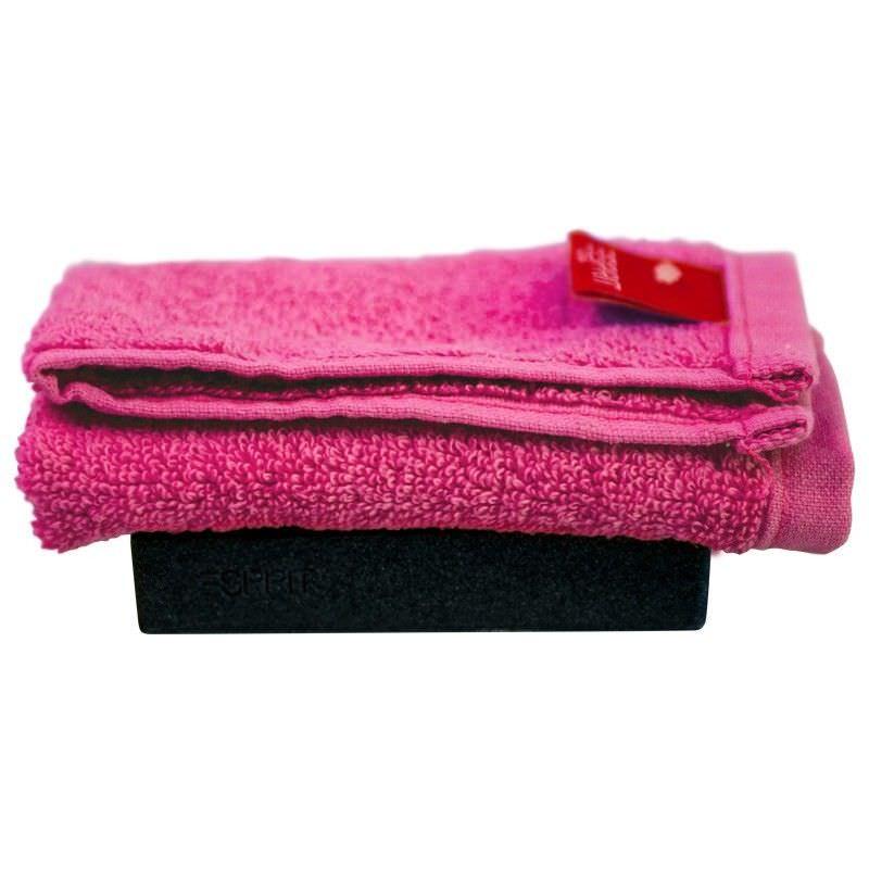 Esprit Home Splash Face Washer in Wild Pink