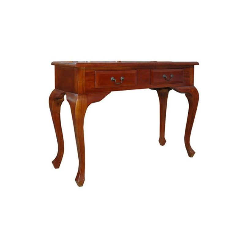 Cabrio Hall Table - Two Drawer