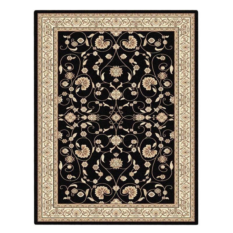 Cyropolis Jaslyn Oriental Rug, 80x150cm, Black