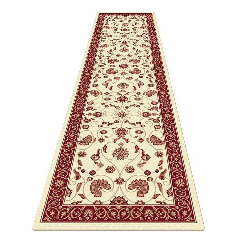 Cyropolis Jaslyn Oriental Runner Rug, 80x300cm, Cream