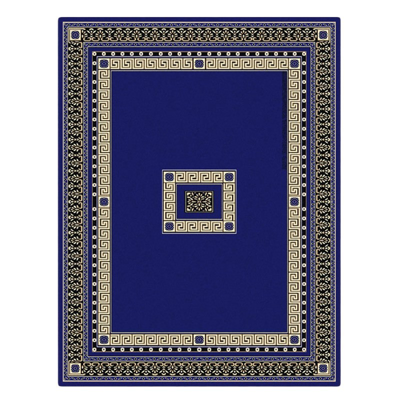 Cyropolis Darius Oriental Rug, 120x170cm, Dark Blue