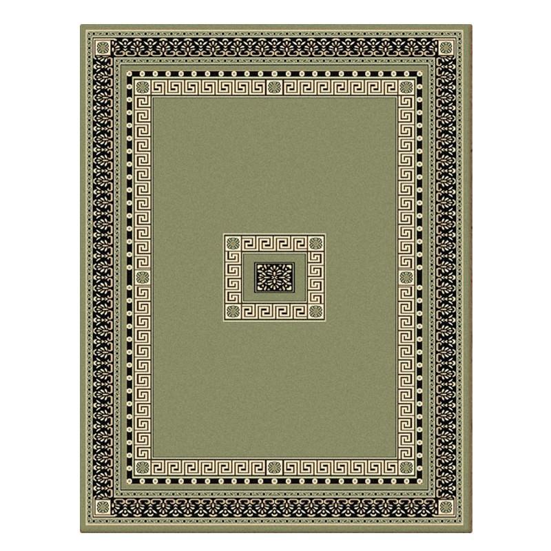 Cyropolis Darius Oriental Rug, 120x170cm, Green