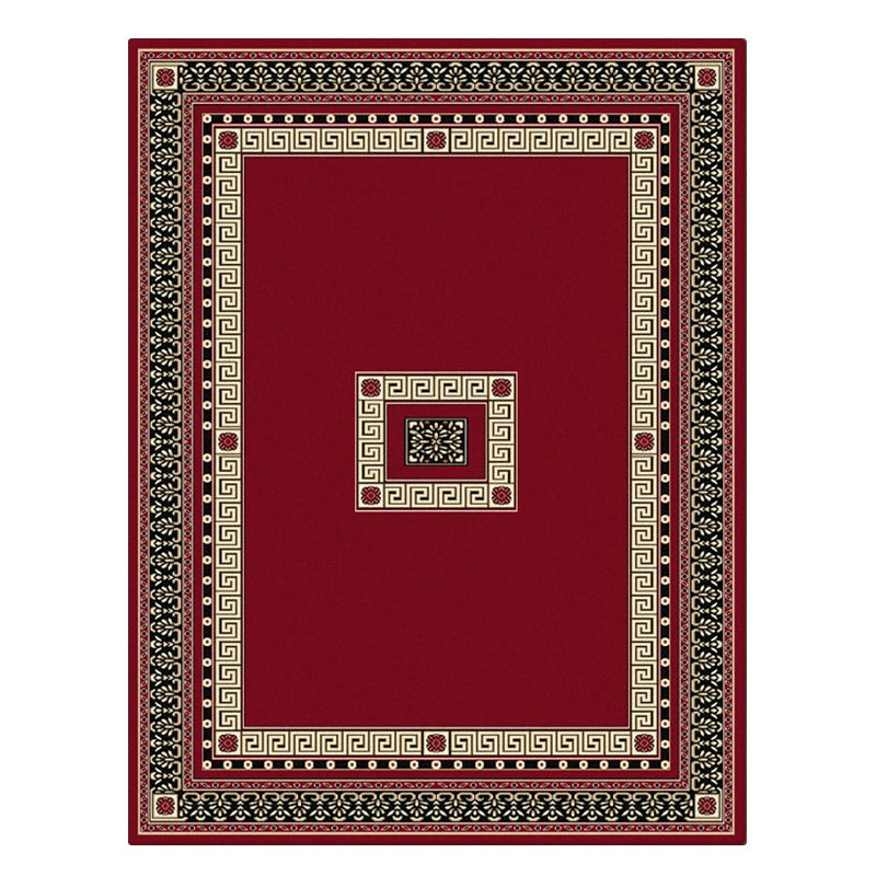 Cyropolis Darius Oriental Rug, 120x170cm, Red