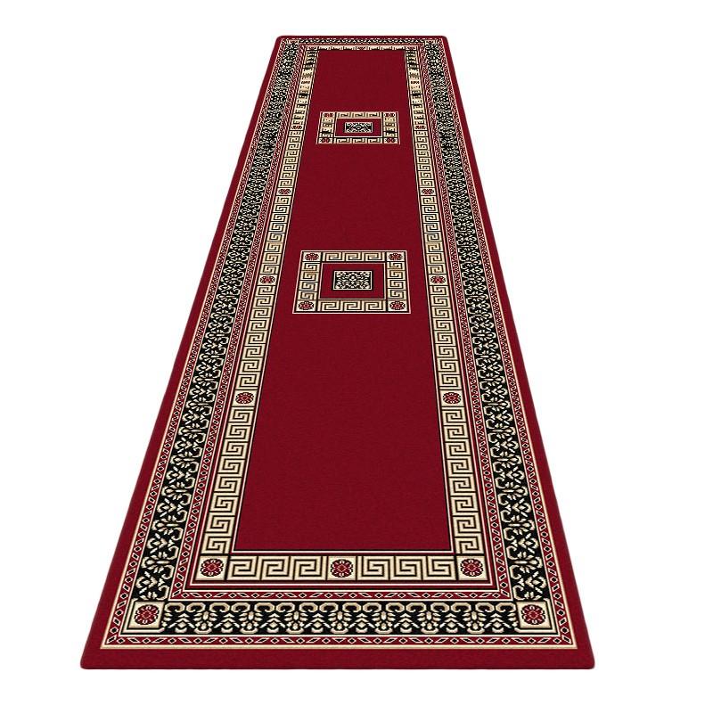 Cyropolis Darius Oriental Runner Rug, 80x300cm, Red