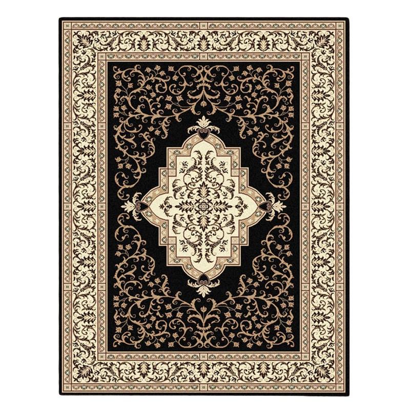 Cyropolis Omar Oriental Rug, 300x400cm, Black