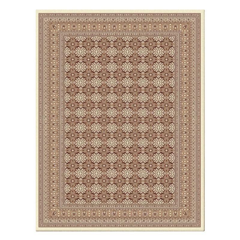 Cyropolis Roshan Oriental Rug, 120x170cm, Cream