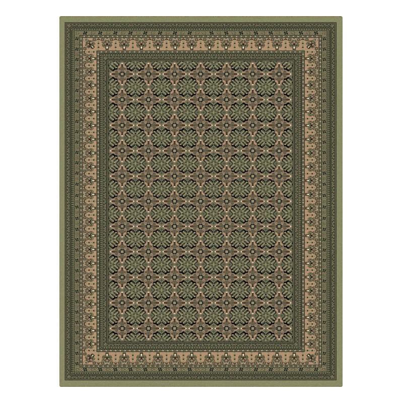 Cyropolis Roshan Oriental Rug, 160x230cm, Green