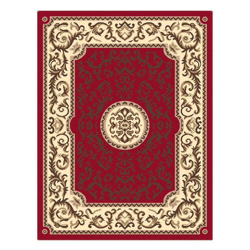 Legacy Emori Oriental Rug, 200x290cm, Red