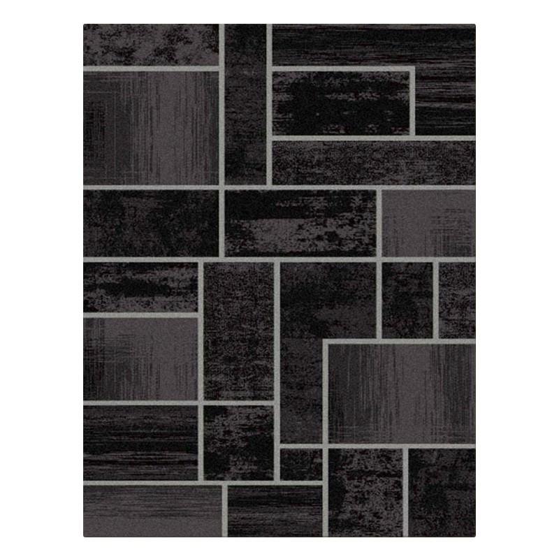 Legacy Clifford Modern Rug, 240x330cm, Black