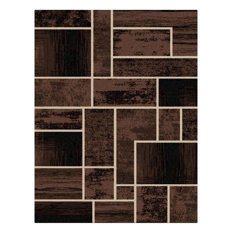 Legacy Clifford Modern Rug, 120x170cm, Brown